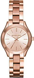 مایکل کورس ساعت مچی مینی لنز را تماشا می کند