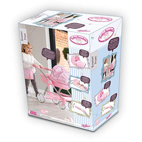 Baby Annabell Roamer Kinderwagen