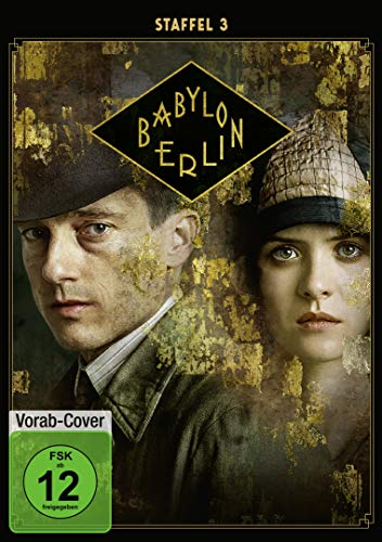 Babylon Berlin - Staffel 3 (4 DVDs)