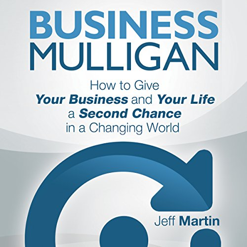 Business Mulligan audiobook cover art