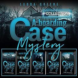 A Boarding Case Mystery Box Set: Vol 1-5 by [Laura Greene]