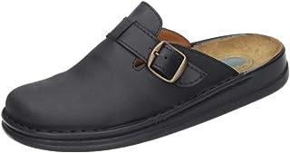 Helix Boys' Arbaytsshuye Glogss Leder Sandals