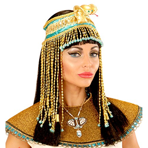 Adorno de Cabeza Egipcio   Tocado de Cleopatra   Diadema Ant