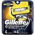 4-Couont Gillette Fusion5 ProShield Men's Razor Blades