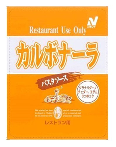 ニチレイフーズ レストランユースカルボナーラ 140g×10袋