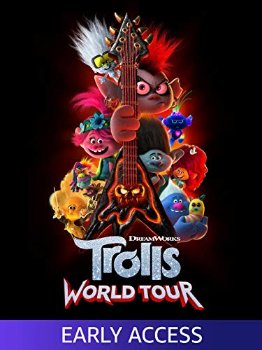 Trolls World Tour (4K UHD)