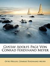 Gustav Adolfs Page Von Conrad Ferdinand Meyer