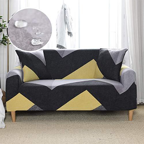 Cubierta de sofá impermeable Elástico para la sala de estar cubierta del sofá de la esquina de la esquina de la esquina de la esquina de la esquina de la esquina de la esquina de la esquina 1/2/3/4 pl