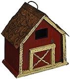Carson Home Accents Rustic Barn Birdhouse