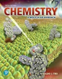 Chemistry: A Molecular Approach Plus Mastering Chemistry with Pearson eText -- Access Card Package (5th Edition) (New Chemistry Titles from Niva Tro)