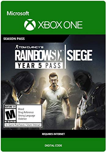 Tom Clancy's Rainbow Six Siege Year 5 Pass - Xbox One [Digital Code]