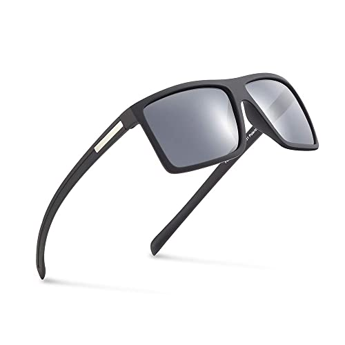 9c4802a9ec 2020Ventiventi Mens Polarized Lightweight UV Protection Sunglasses for  Driving