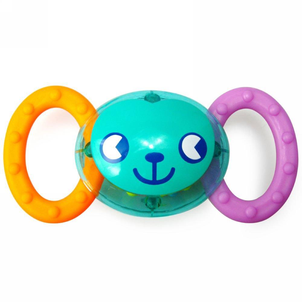 AUBY 澳贝 婴儿启蒙玩具 小猴摇铃463119