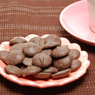 寒い冬はおウチでフォンデュ・ベルギー産クーベルチュールチョコレート200g