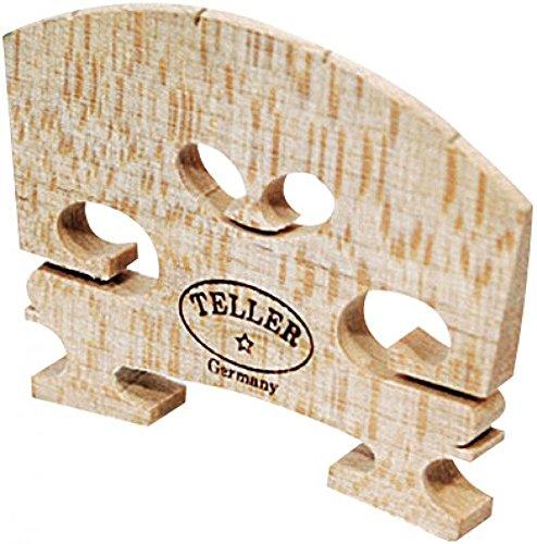 Hidersine: Violin Bridge Aubert Model - 3/4. Für Violine