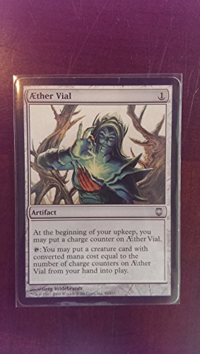 Magic: the Gathering - Aether Vial - Darksteel