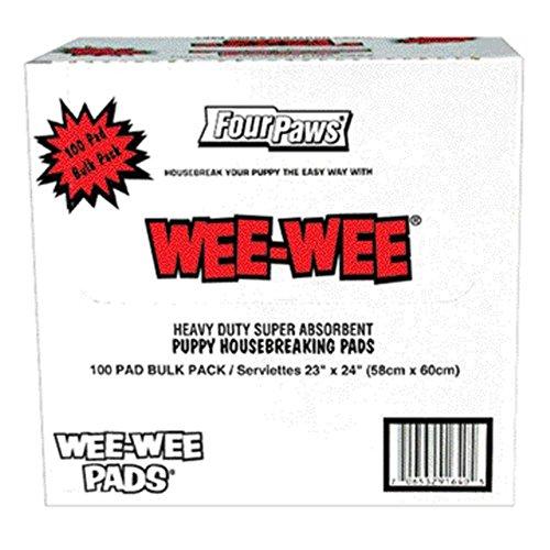Wee Wee Puppy Housebreaking Pads 10 OFF