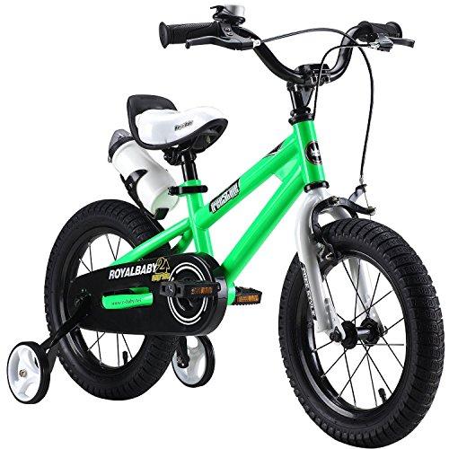 Royalbaby Unisex Youth Freestyle boy's girl's stabilisers Kids Children...