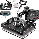 Best Heat Presses - VEVOR Heat Press 12X15 Inch Heat Press Machine Review