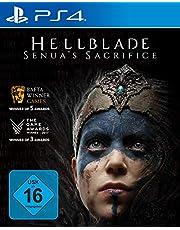 Hellblade - Senua's Sacrifice (PlayStation 4)