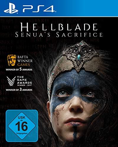 Hellblade Senua\'s Sacrifice - [PlayStation 4]