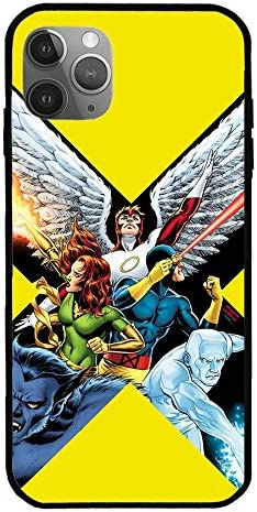 NTTEE Case Compatible with iPhone 6S Plus X Men 92 Comic Poster Limited Series Action Anime product image