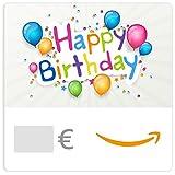 Chèque-cadeau Amazon.fr - eChèque-cadeau  - Ballons colorés
