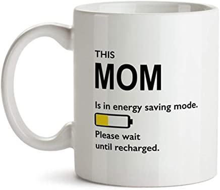 4642fe31abc AliceHitMood - Funny Gift For Mom, Gift From Daughter Son - This Mom Is In