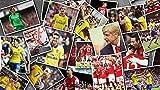 PosterHub Poster Arsenal Mesut Ozil Arsene Wenger, matt,