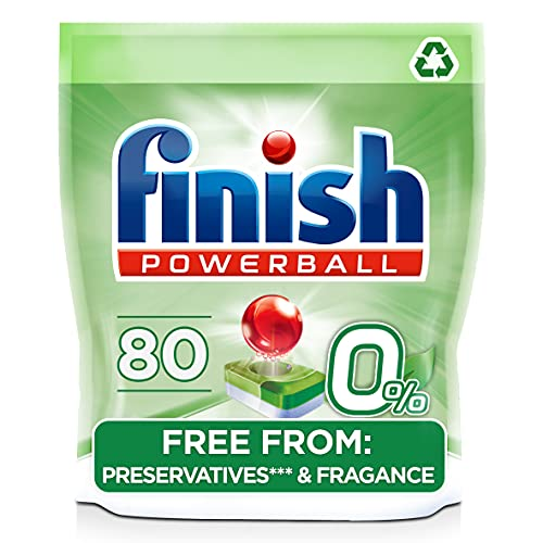 Finish 0% Dishwasher Tablets Free From...