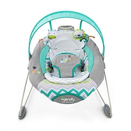 Ingenuity, Hamaca bebé con balanceo automático, Ridgedale