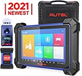 Autel MaxiIM IM608, 2021 Newest Top Key Programming Tool with XP400 Key Programmer & J2534 VCI, The Locksmith Tool with 31+ Service, Bi-Directional Control, OE-Level System Diagnosis (Autel Original)