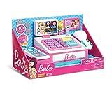 Grandi Giochi- Piccolo Registratore di Cassa Barbie Juego. (JustPlay BAR36000)