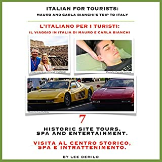 Italian for Tourists Seventh Lesson: Historic Site Tour, Spa and Entertainment cover art