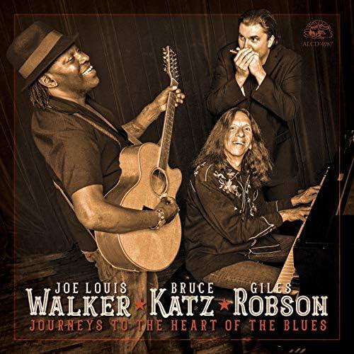 Joe Louis Walker feat. Bruce Katz & Giles Robson