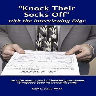 'Knock Their Socks Off' audiobook cover art