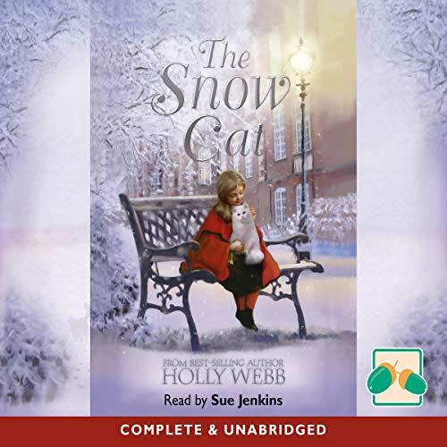 The Snow Cat audiobook cover art