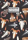 Notizbuch des Hundezüchters: Geburtsbuch für Züchter | Geburtsbuch für Züchter | Zuchtbuch zum Ausfüllen | 7 x 10 Zoll (17,78 x 25,4 zm)