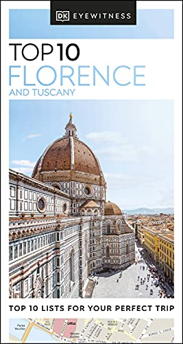 DK Eyewitness Top 10 Florence and Tuscany (Pocket Travel Guide) (English Edition)