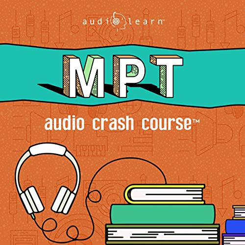 MPT Audio Crash Course - Complete Test Prep and Review for the NCBE Multistate Performance Test audiobook cover art