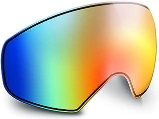 Bolle 50589 Replacement Lenses Control Duchess Sunglasses, Light