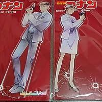 名探偵コナン コナンプラザ 高木渉 佐藤美和子 デカアクリルスタンド