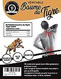 Patch Baume du Tigre Chauffant, Anti Douleur, Anti...