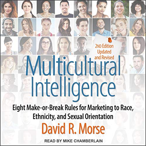 Multicultural Intelligence (Updated and Revised 2nd Edition) audiobook cover art
