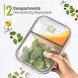 Zoom IMG-2 set di 4 contenitori alimentari