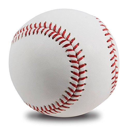 All-American Adult/Youth Unmarked Baseball for League Play, Practice, Competitions, Gifts, Keepsakes, Arts and Crafts, Trophies, and Autographs