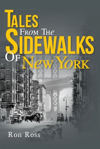 Book: Tales From The Sidewalks Of New York by Ron Ross