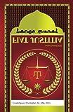 Fiat Justitia: Manzumeler (Tatar Edition)