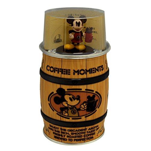 ディズニー お菓子 お土産 タル型缶 インスタント コーヒー ミッキー マウス ( 東京 ディズニーリゾート限定 ディズニー グッズ お土産 )