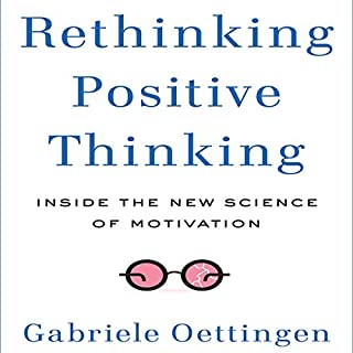 Rethinking Positive Thinking cover art